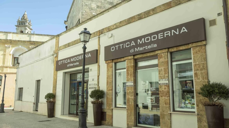 Ottica Moderna – Tricase